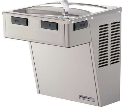 Halsey Taylor HAC8FS (SS) Barrier-Free Water Cooler