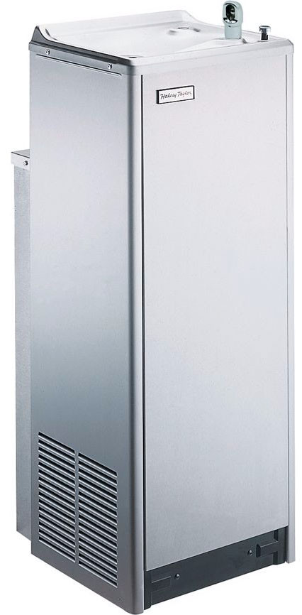 Halsey Taylor HOF14A-Q Water Cooler (Refrigerated Drinking Fountain) 14 GPH