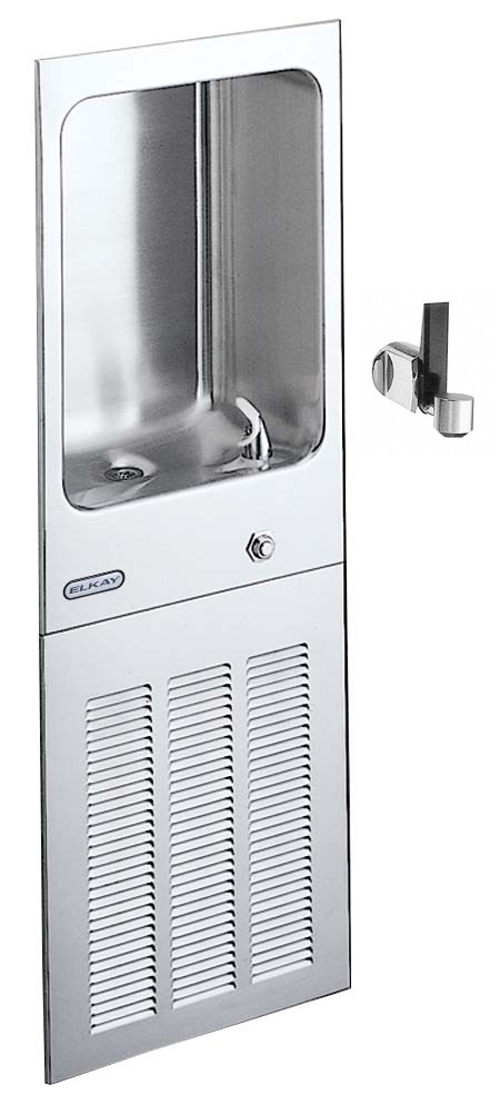 Elkay EFRCM8FK Fully Recessed Water Cooler w/ Glass Filler