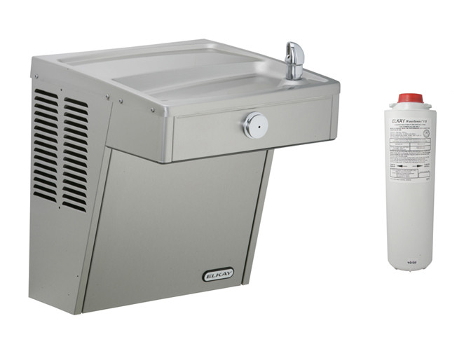 Elkay LVRC8S Filtered Vandal-Resistant Drinking Fountain