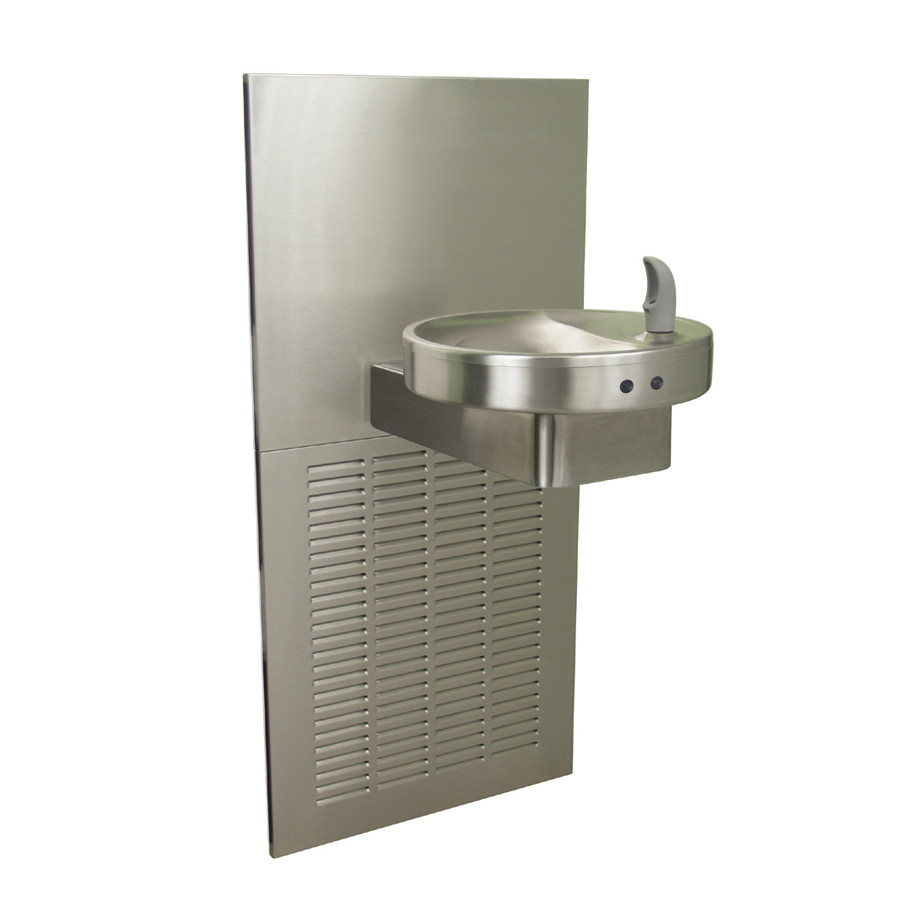 Oasis M8WREE Sensor-Operated In-Wall Drinking Fountain
