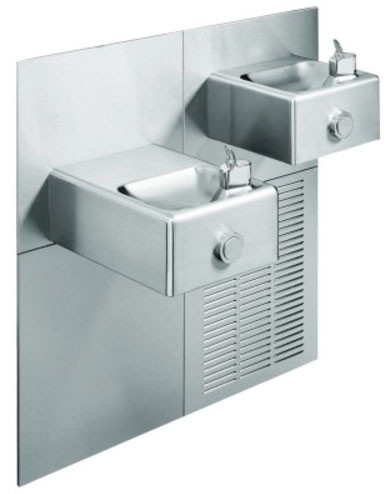 Oasis M8SCPM In-Wall Dual Drinking Fountain