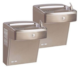 Oasis PV8ACSL Vandal-Resistant Dual Drinking Fountain (Discontinued)