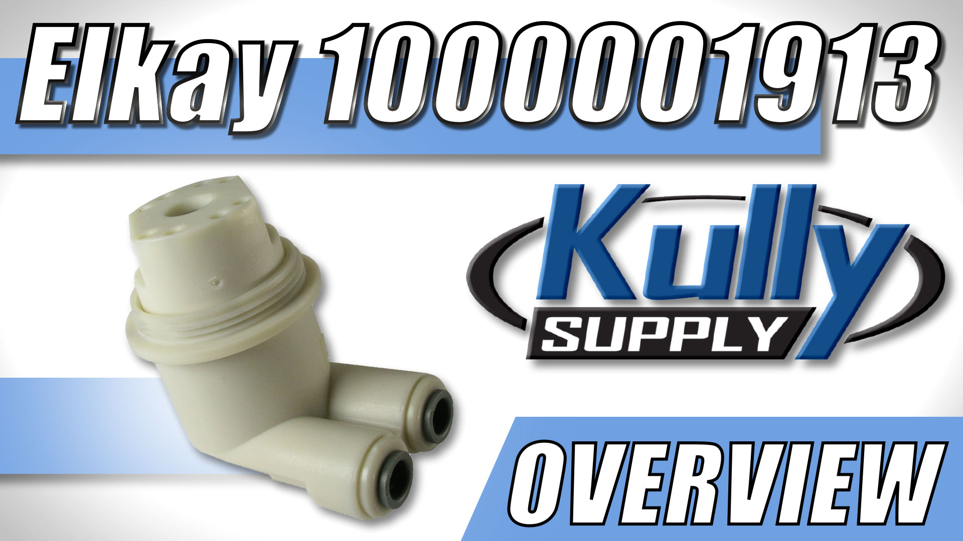 Overview Video: Elkay Green Spring Kit with Hold Open Nut (1000001913)