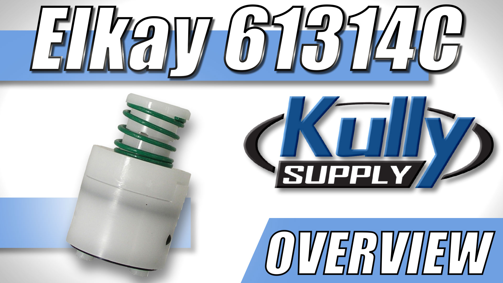 Overview Video: Elkay Green Spring Cartridge Regulator (61314C)