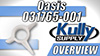 Overview Video: Oasis 031765-001 Valve Stem Clamp